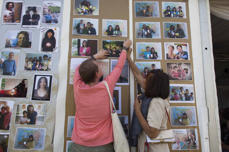 Shinnyo photo wall