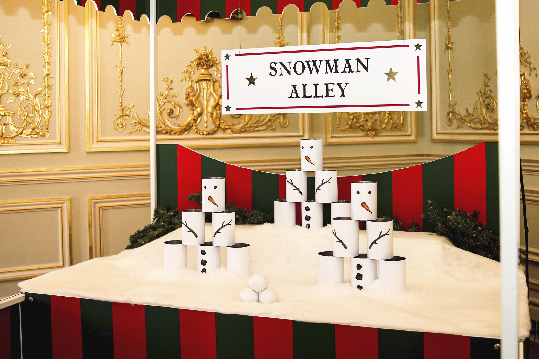 Snowman Alley Fetcham