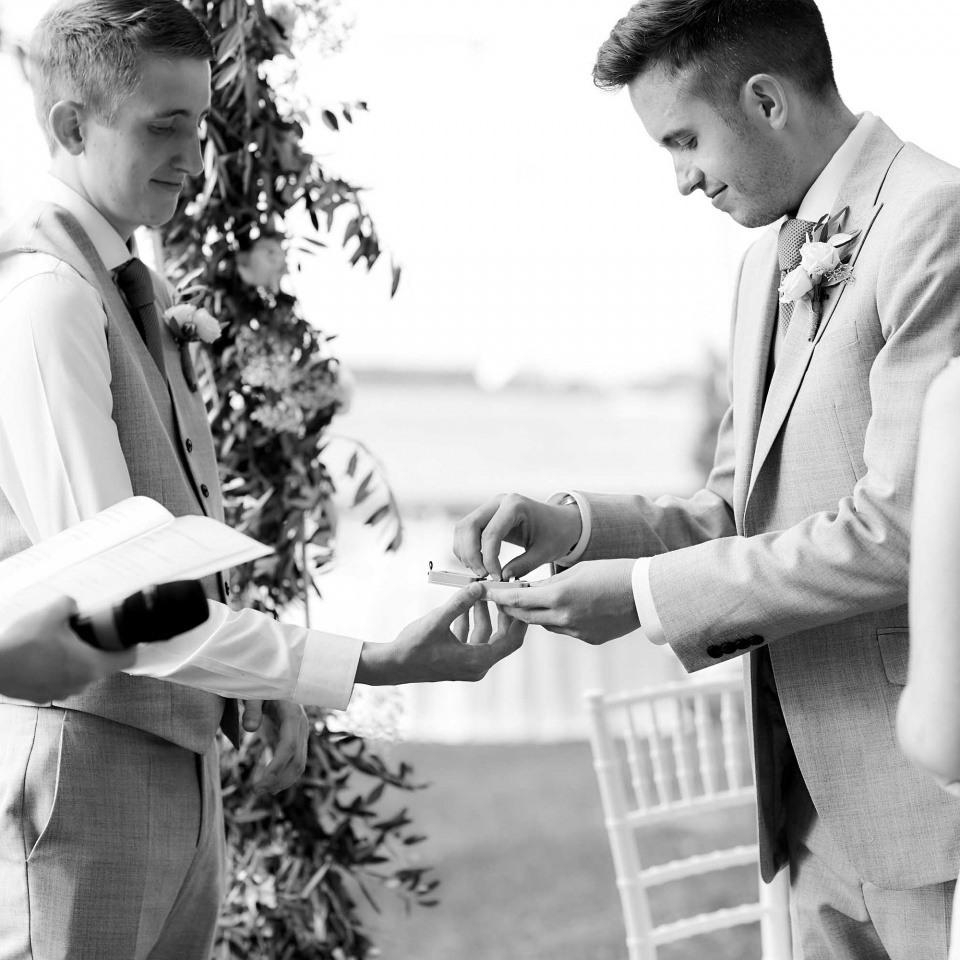 S&J wedding
