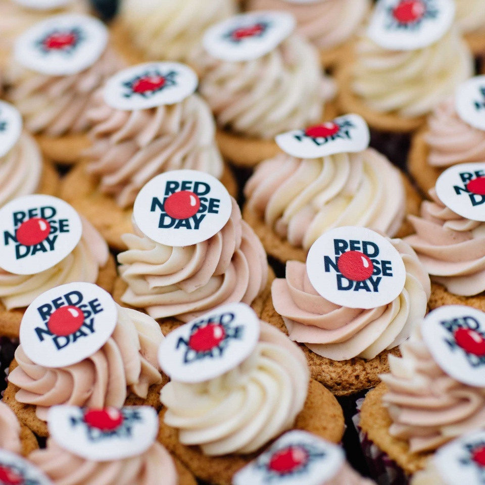 red nose day charity event