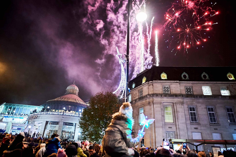 Winter Wonderland_Fireworks