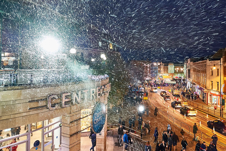 Winter Wonderland_Snow Machine