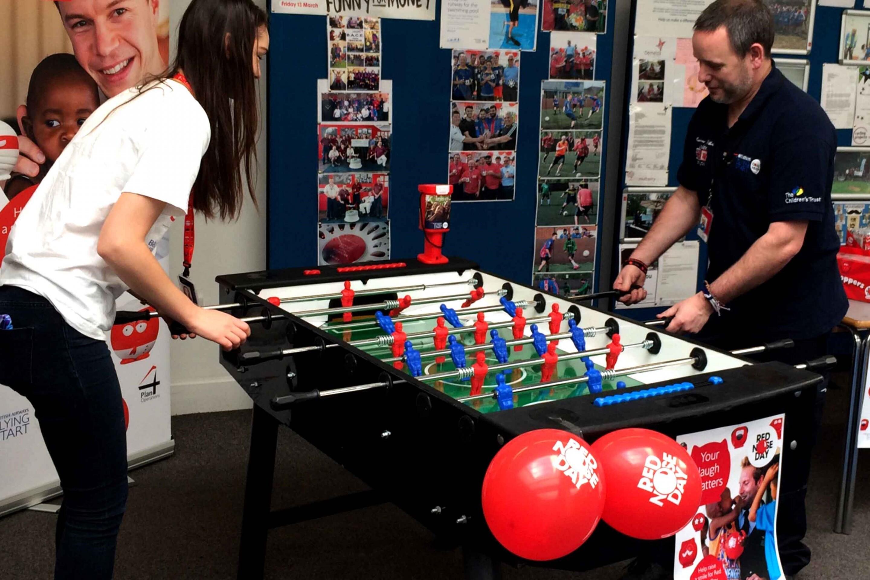 British Airways_Table Football