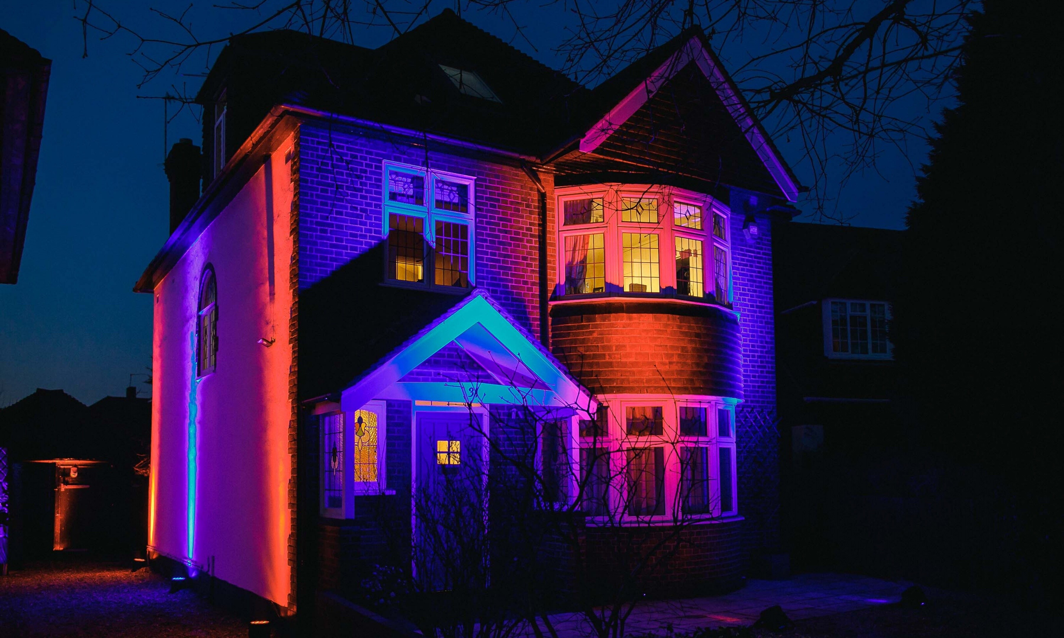 Will 18th house lighting