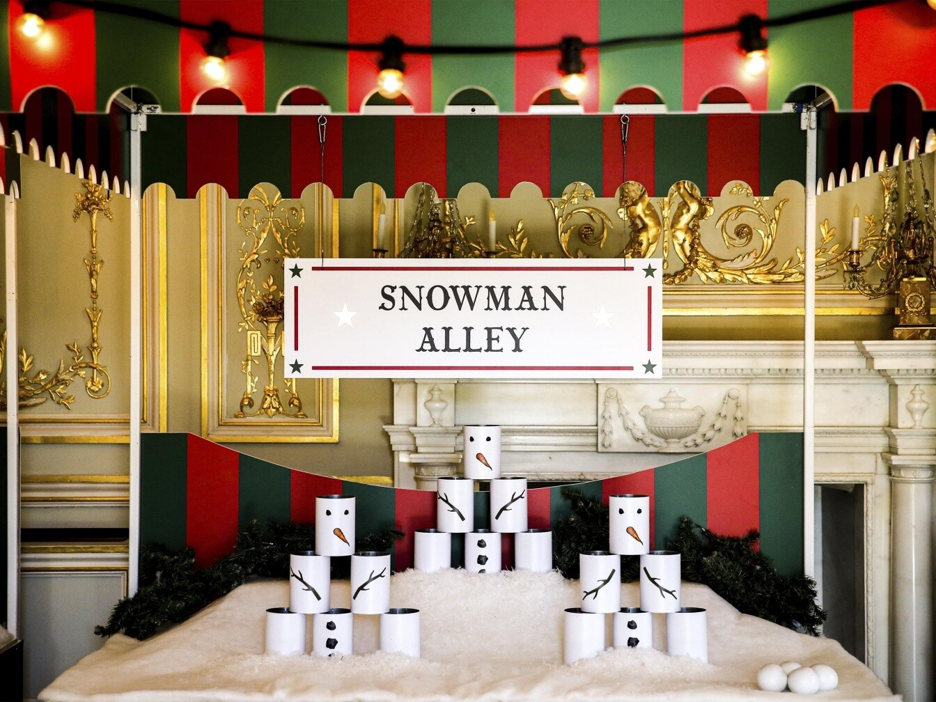 Christmas Corporate Party Ideas Fetcham Tin Can Alley
