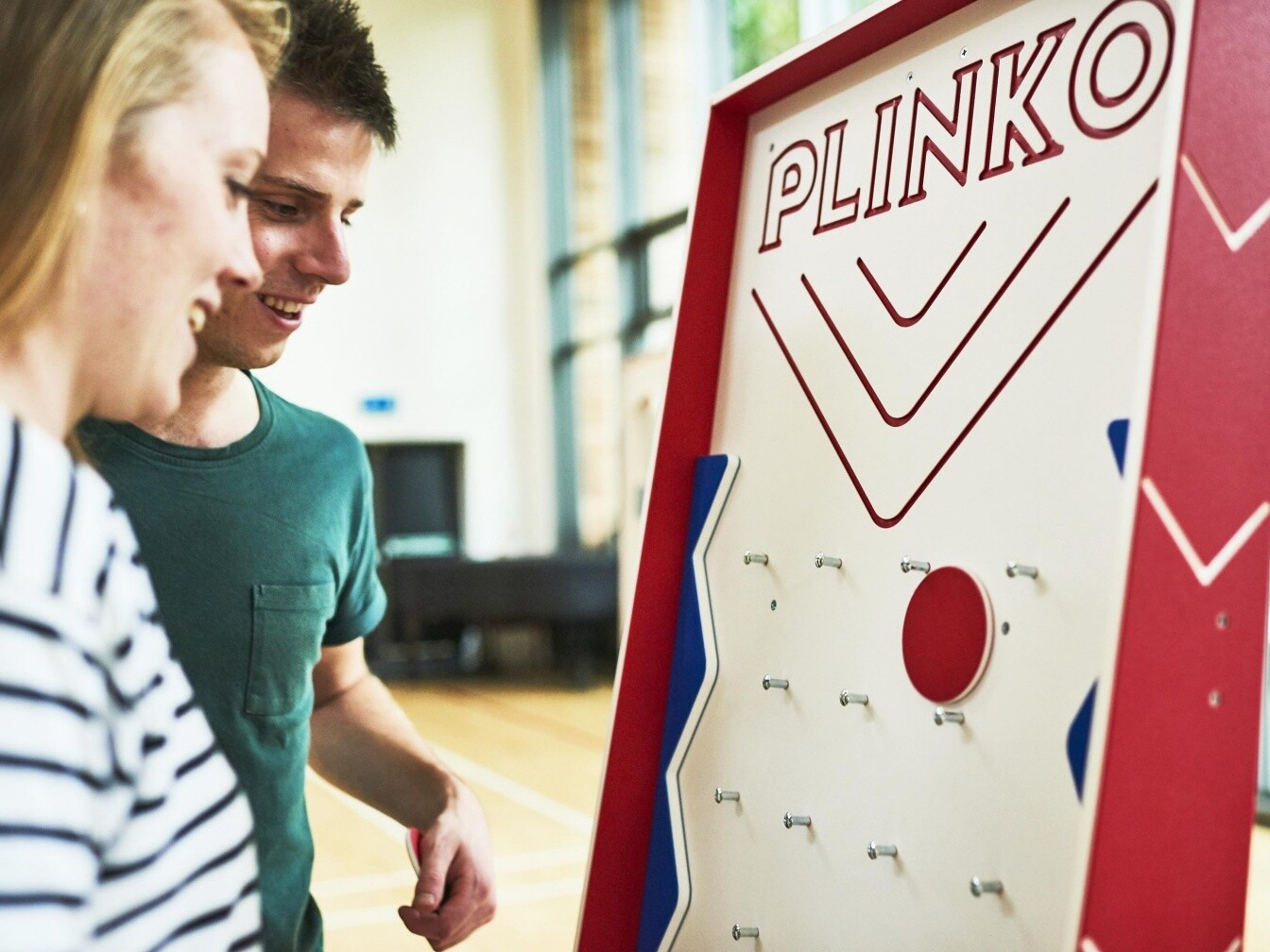 Plinko Games Hire Clownfish Events Entertainment