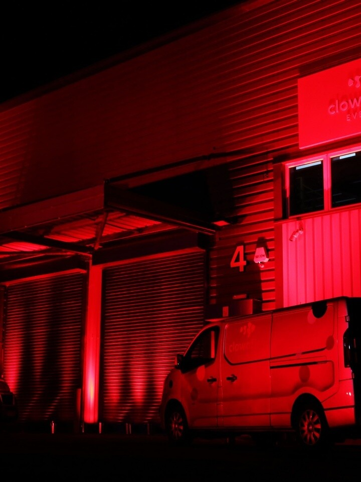 we make events light it red 4