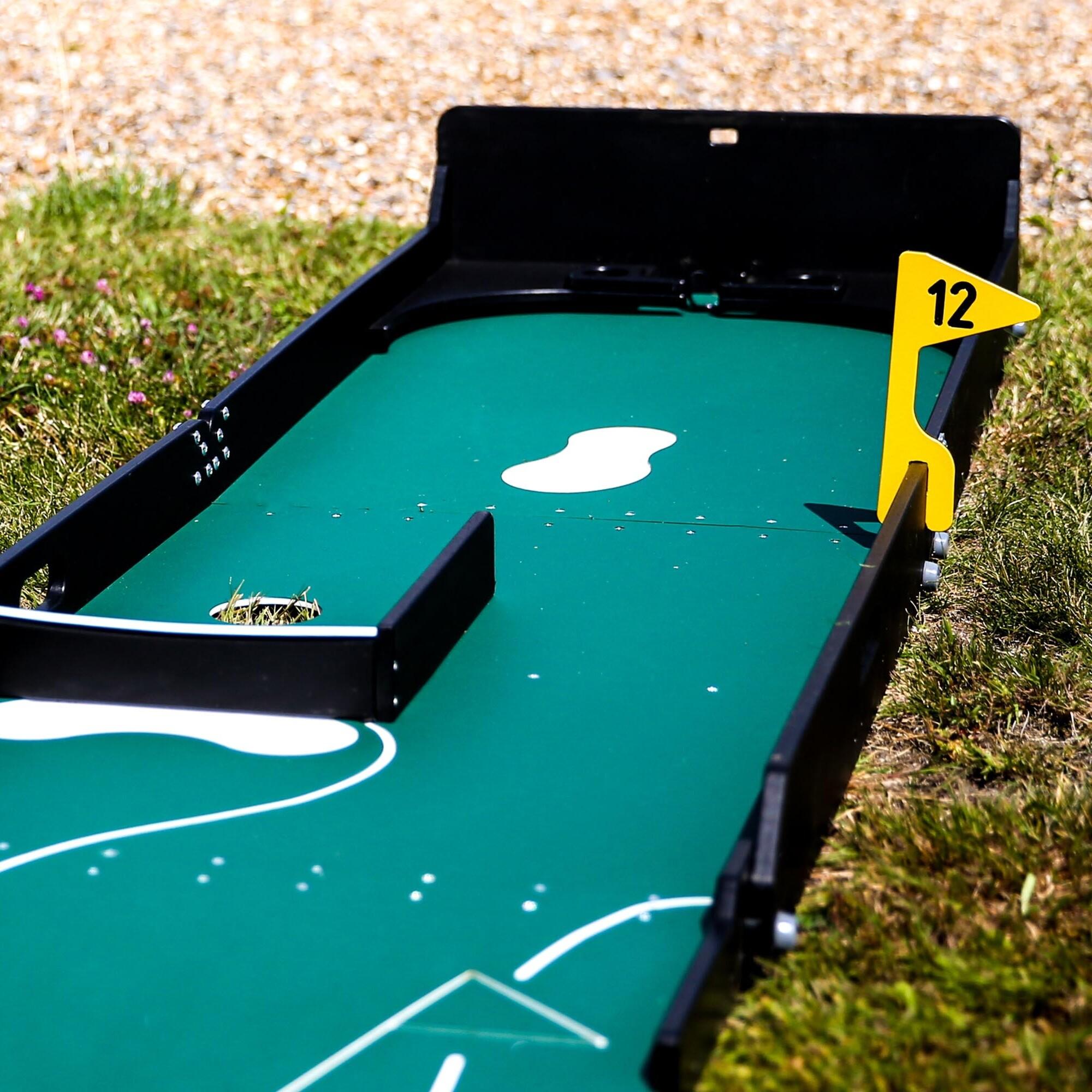Crazy Golf Hole 12 Fetcham