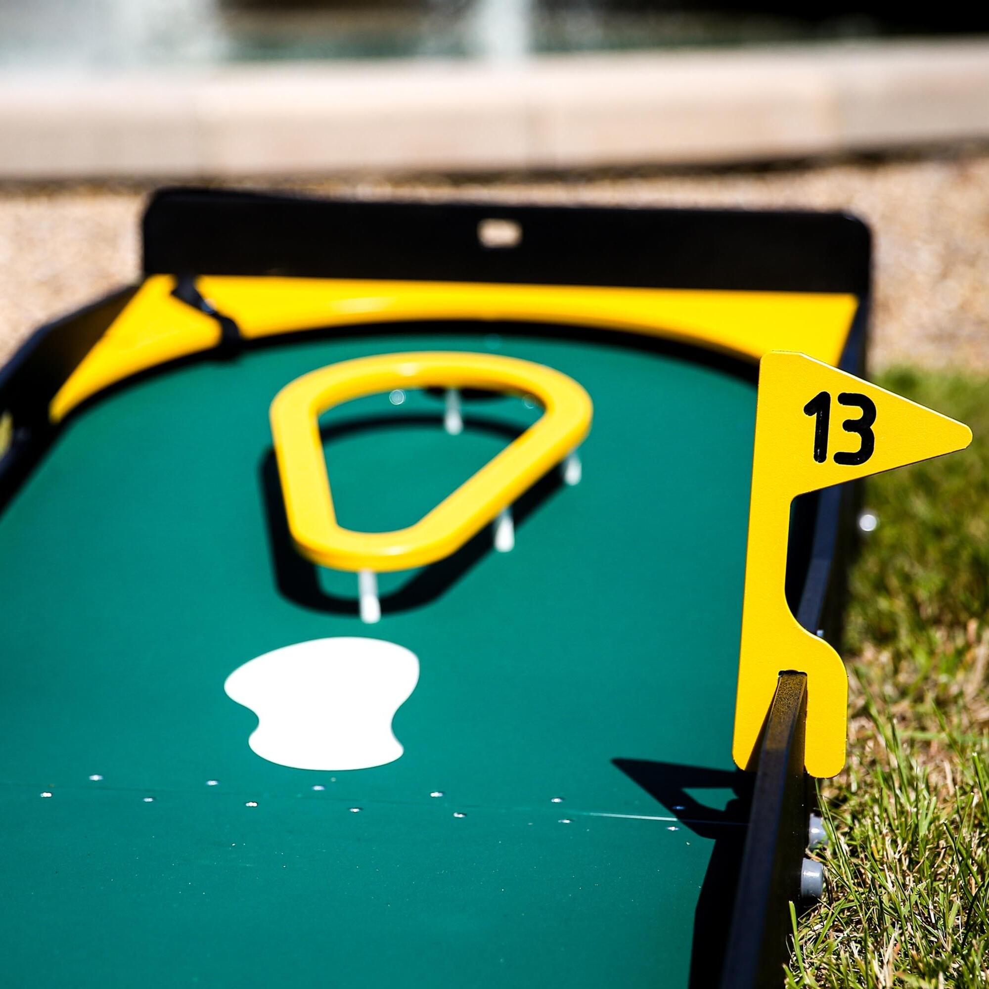Crazy Golf Hole 13 Fetcham