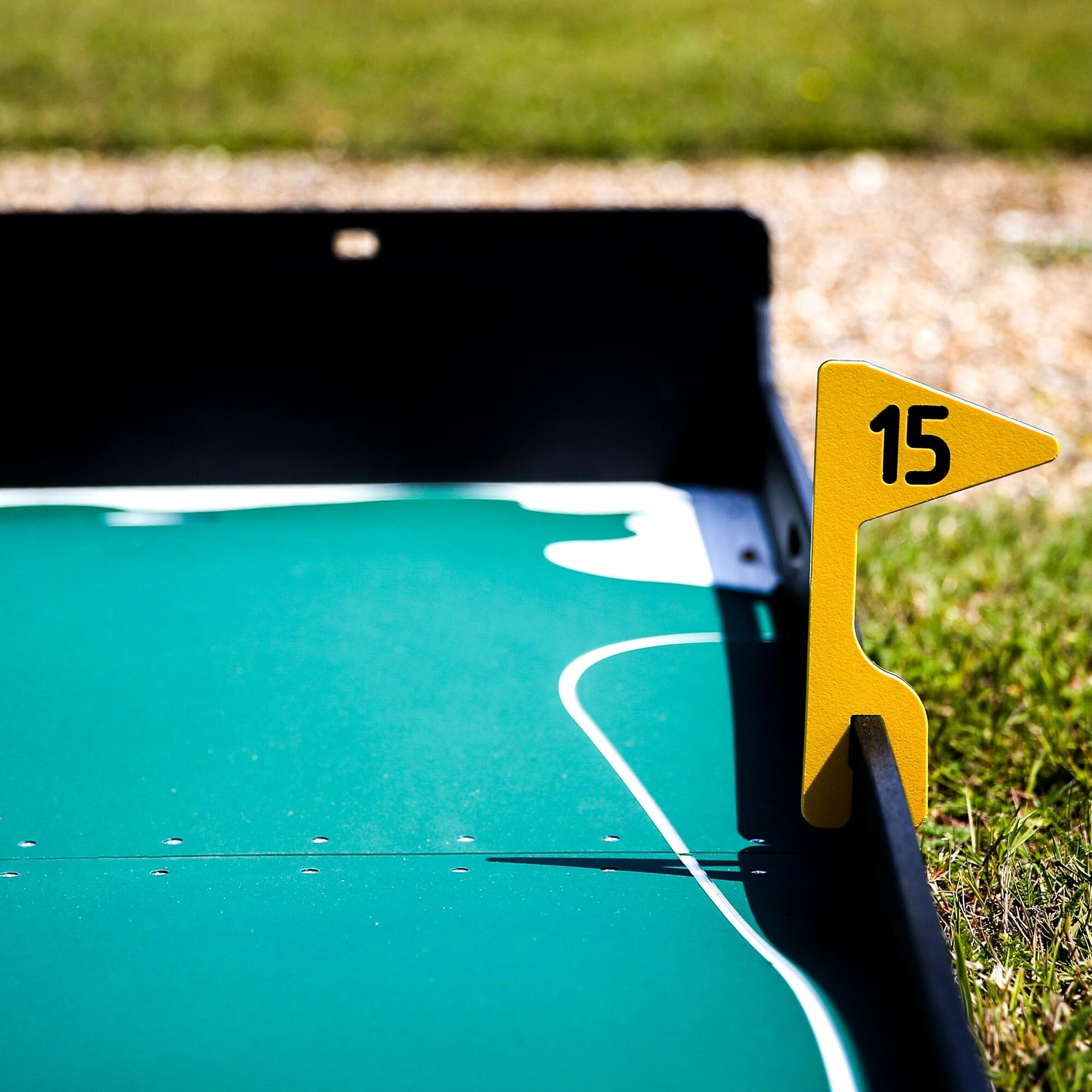 Crazy Golf Hire Hole 15 Fetcham