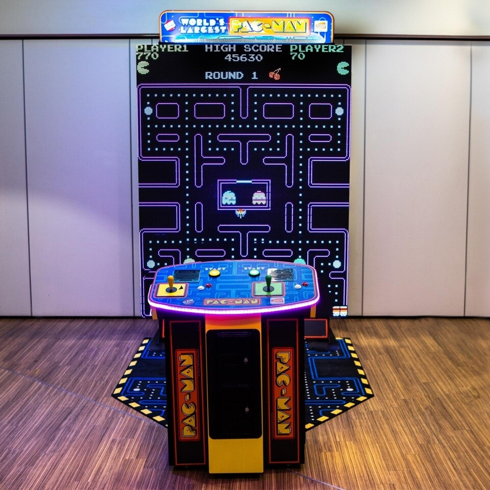 Giant Pacman 2