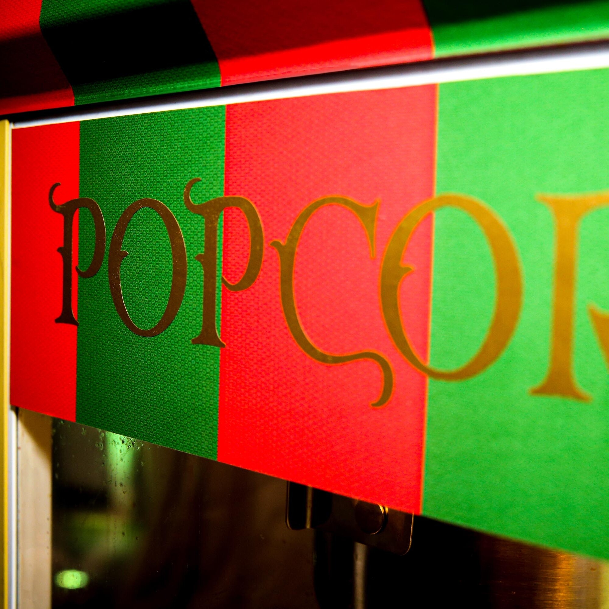Popcorn Branding Christmas Party Food Clownfish Events Woodlands