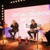 Virtual training day corporate event live stream london