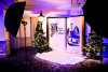 Christmas Giant Book Prop Event Design Theming Party Clownfish Events Woodlands