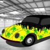 Car design activation