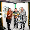 Christmas Giant Book Photo Experience Hire London Corporate Party Ideas Woodlands