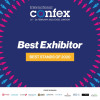 Confex best exhibitor