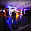 Dance floor crystal ball