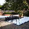 Fetcham summer party giant chess 7