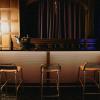 Illuminated bar Rhinefield house