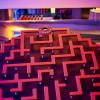 Maze runner indoor games