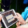 Roaming iPad