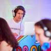 Silent Disco DJ Clownfish Events Amazon Pride