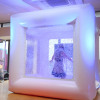 Snow Cube Indoor Christmas Party Hire