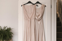 Charlotte Toby bridesmaid dress