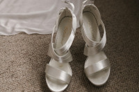 Charlotte Toby wedding shoes