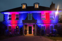 Tom\'s 18th House lighting