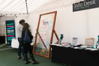 Wimbledon Bookfest community board