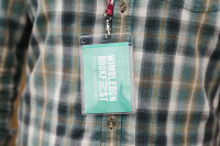Wimbledon Bookfest lanyard