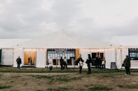 Wimbledon Bookfest main tent
