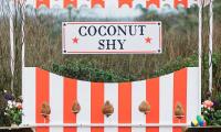 Coconut Shy Side Stall