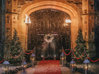 The Christmas Entrance