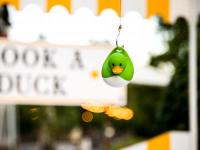 Hook a Duck Sidestalls Hire London Surrey Summer Party Woodlands
