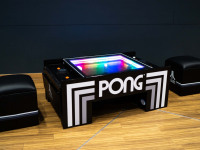 Pong Table 1