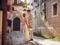 S&J wedding couple