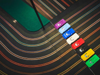 Scalextric Slot Car Racing