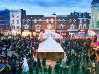 Winter Wonderland_Wimbledon Piazza