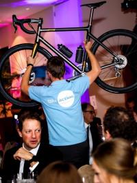Cyclesport action medical research brand ambassador bike 2