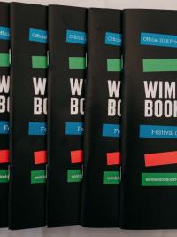 Wimbledon Bookfest programmes
