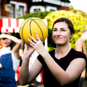 Basketball Connect 4 Corporate Summer Party Ideas Woodlands