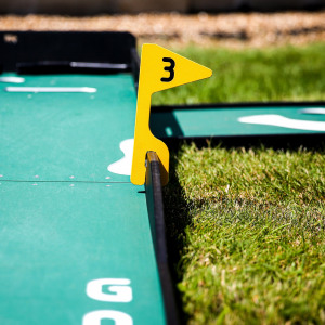 Crazy Golf Hire Hole 3 Fetcham