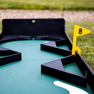 Crazy Golf Hire Hole 8 Fetcham