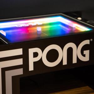 Jonny Edited Atari Pong