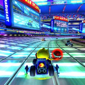 Mario Kart Racing five