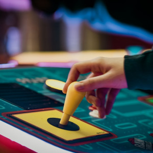 Worlds Largest Pacman Hire Retro Arcade Games clownfish Events