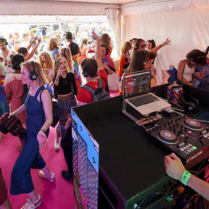 Silent Disco Clownfish Events London Pride